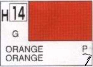 Divers H14 10 ml Orange brillant H14 10 ml Orange brillant autre