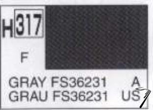 Divers H317 10ml FS36231 gris mat H317 10ml FS36231 gris mat autre