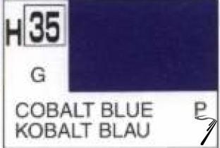 Divers H35 10ml Bleu Cobalt brillant H35 10ml Bleu Cobalt brillant autre