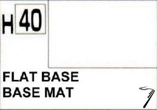 Divers H40 10ml Base Mat H40 10ml Base Mat autre