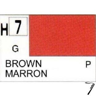 Divers H7 10ml Marron brillant H7 10ml Marron brillant autre
