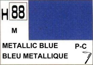 Divers H88 10ml Bleu Métallisé H88 10ml Bleu Métallisé autre