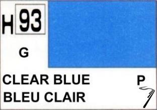 Divers H93 10ml Bleu Clair brillant H93 10ml Bleu Clair brillant autre