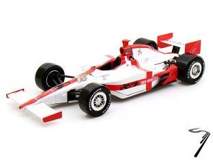 Honda Tribute Indy car rouge/blanche - limité à 3000 pièces  1/18
