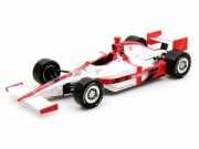 Honda *R.I.P. Lionheart* Tribute Indy Car, red/white - limited 3000 pieces  1/18