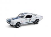 Ford fastback #397 *la carrera panamericana series 3, Blanc fastback #397 *la carrera panamericana series 3, Blanc 1/64