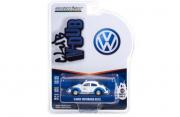 Volkswagen . Acapulco Mexico Taxi *Club Vee-Dub series 12*, white/blue 1/64