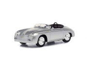 Porsche 356 Speedster super, silver metallic Speedster super, silver metallic 1/43