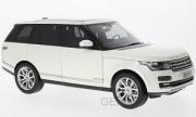 Range Rover . Blanc 1/18