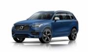 Volvo . 90 bleu 1/18
