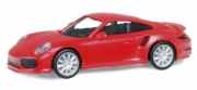 Porsche 911 Turbo rouge Turbo rouge 1/87