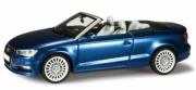 Audi . bleu nacré 1/43