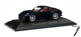 Porsche 911 Carrera coupé noir Carrera coupé noir 1/43