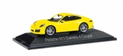 Porsche 911 Carrera 4 racing yellow Carrera 4 racing yellow 1/43