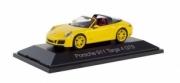 Porsche 911 Targa 4 GTS, racing yellow Targa 4 GTS, racing yellow 1/43