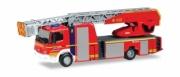 Mercedes . Pompier de Gelsenkirchen  1/87