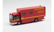Mercedes . Econic Pompier 1/87