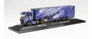 Scania . CR 20 ND 6x4 Refrigerated semi-trailer truck