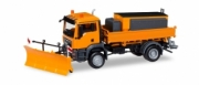 Man . M Euro Chasse-neige 1/87