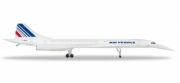 Concorde . Air France nose down 1/500