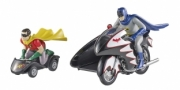 Divers Batcycle Batman et Robin Batcycle Batman et Robin 1/12