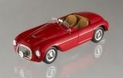 Ferrari 166MM rouge MM rouge 1/43