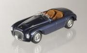 Ferrari 166 MM bleu MM bleu 1/43