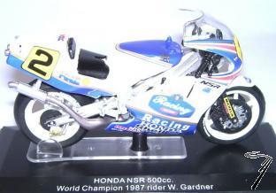 Honda 500cc champion du monde  1/22