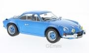 Alpine A110 Renault bleu Renault bleu 1/18