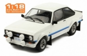 Ford . MKII RS1800 blanc 1/18