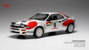 Toyota Celica Turbo 4 WD ST185 4ème rallye Portugal  1/18