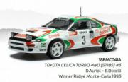 Toyota Celica GT 4WD(ST185) - 1er Monte Carlo  1/18