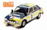 Peugeot 504 TI  1er Rallye duMaroc  1/18