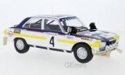 Peugeot 504 TI - 5eme Rallye du Maroc  1/18