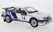 Ford Sierra RS Cosworth  6eme Rallye des 1000 Lacs  1/18