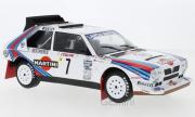 Lancia Delta S4 1er Monte Carlo  1/18