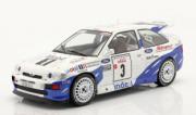 Ford Escort RS Cosworth 1er Tour de Corse  1/18