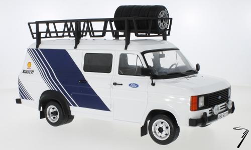 Ford Transit MK II Team Ford  1/18