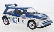 MG Metro 6R4 - 17eme RAC Rallye  1/18