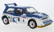 MG Metro 6R4 - 6eme RAC Rallye  1/18