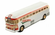 GMC . PD 3751 Trailways 1/43