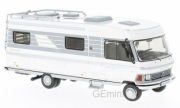 Divers . Hymer Mobil type 650 camper white/grey 1/43