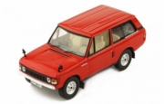 Land Rover . Velar rouge 1/43