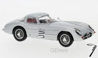 Mercedes . R Coupé argenté 1/43
