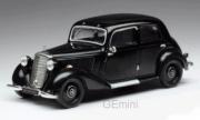 Mercedes . (W136) Noire 1/43