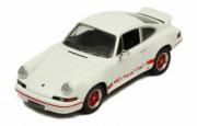 Porsche 911 Carrera RS 2.7 blanche / bleu décal Carrera RS 2.7 blanche / bleu décal 1/43