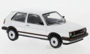 Volkswagen Golf GTI blanche MK II GTI blanche MK II 1/43