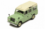 Land Rover . Series II 109 vert 1/43