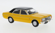Ford . GLX jaune 1/43