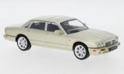 Jaguar . beige 1/43